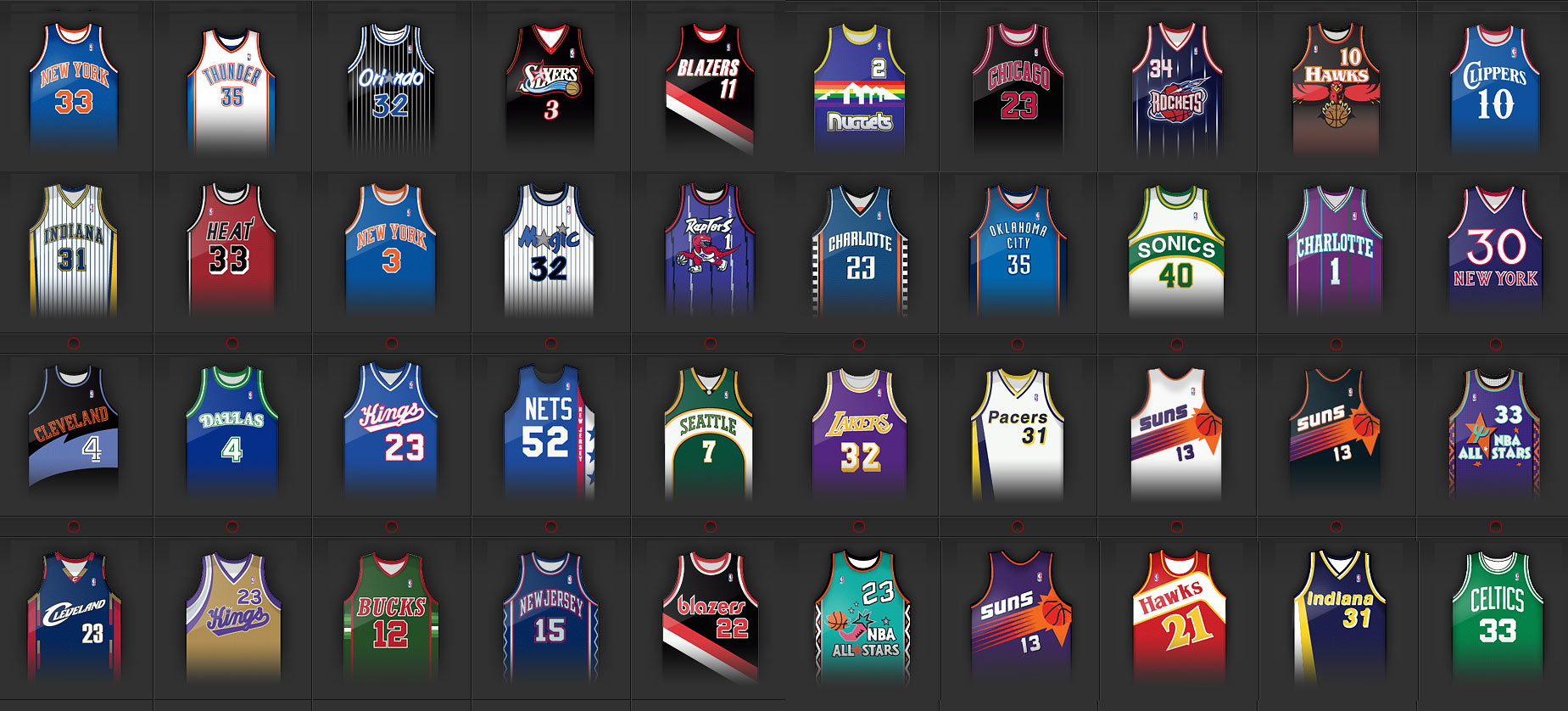 c163355b828 Pictures of Best Nba Jerseys